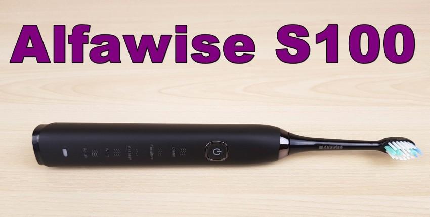 Alfawise S100: недорогая звуковая зубная щетка. Чистим зубы по-новому - отзыв покупателя
