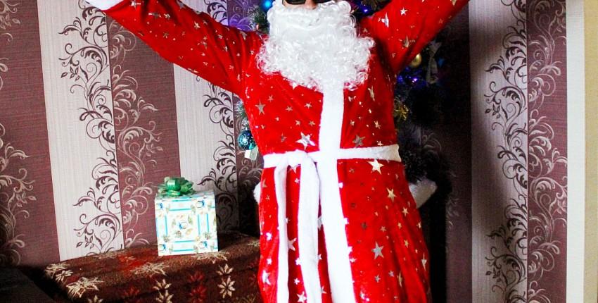 ГОТОВЬ САНИ С ЛЕТА! ЗАКАЗЫВАЙ ДЕДА МОРОЗА ЗА ГОД !!!  Костюм Деда Мороза. - отзыв покупателя