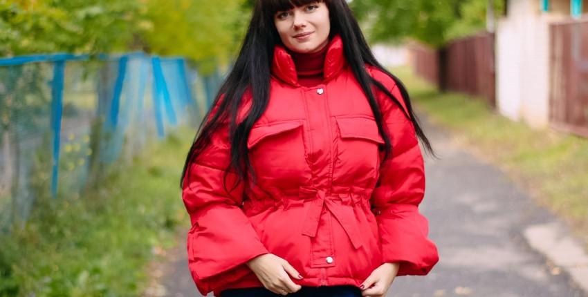 Яркая курточка SNOW PINNACLE - отзыв покупателя
