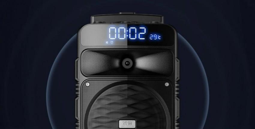 Портативная Bluetooth КОЛОНКА SOAIY T50 - отзыв покупателя