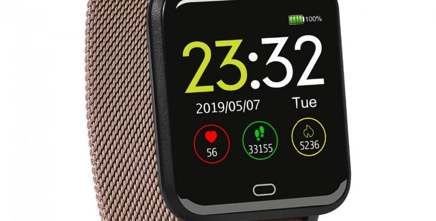 Многофункциональные умные часы Q9 IPX67