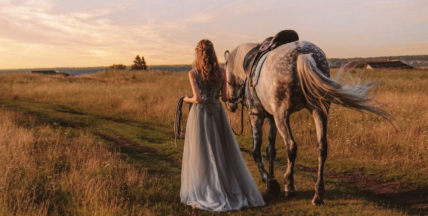 Невероятно красивое платье для фотосессии - отзыв покупателя