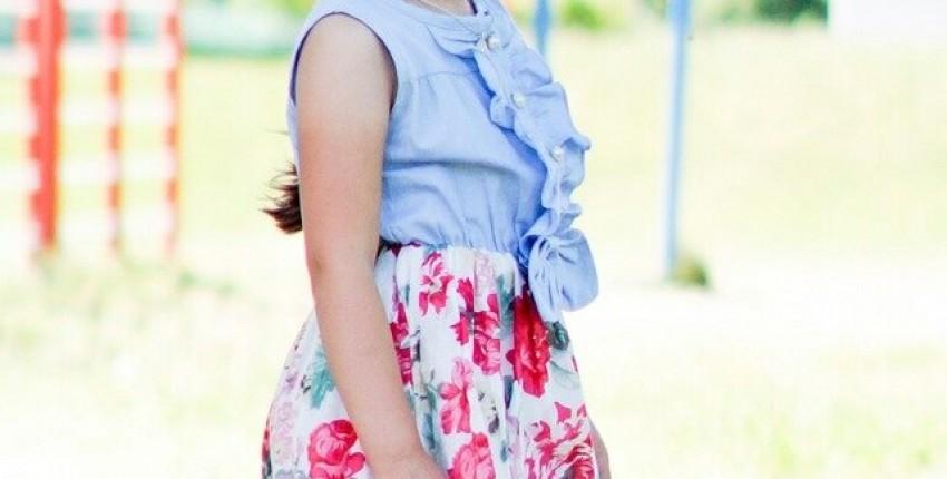 Belababy Платье для маленьких девочек - отзыв покупателя