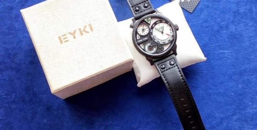 EYKI Кварцевые наручные часы для мужчин - отзыв покупателя