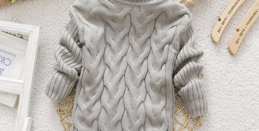 Детский свитер для мальчиков. - отзыв покупателя