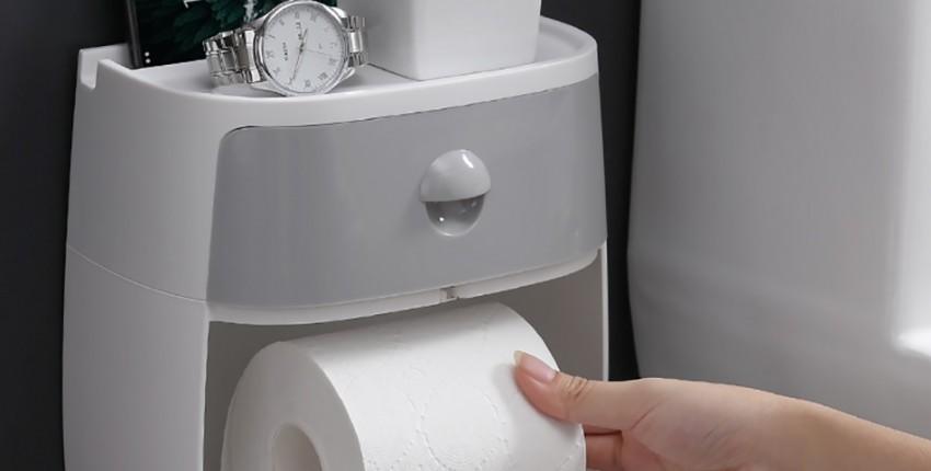 Держатель туалетной бумаги BAISPO - отзыв покупателя