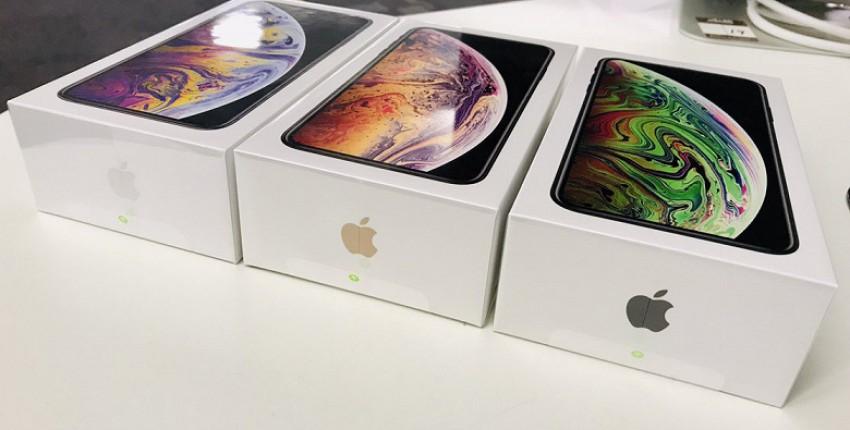 10 шт. iPhone XS MAX XR Розничная коробка без аксессуаров