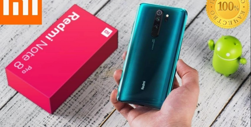 Глобальная версия Xiaomi Redmi Note 8 Pro 6GB 128GB смартфон 64MP Quad camera Helio G90T