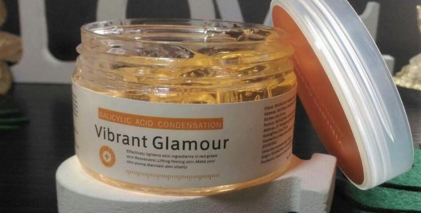 Крем-маска VIBRANT GLAMOUR - отзыв покупателя