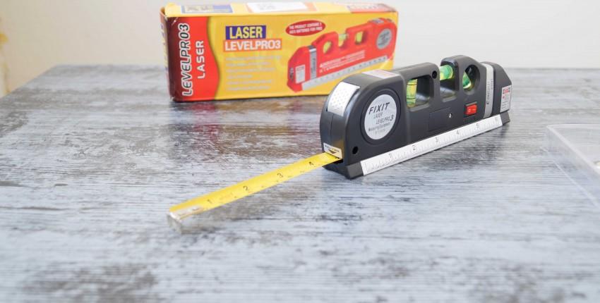 Laser Levelpro3 Лазерный уровень - отзыв покупателя