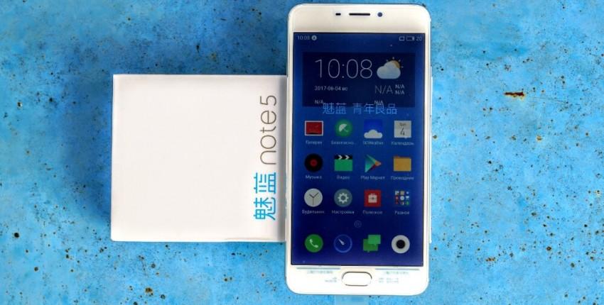 Meizu M5 NOTE 5 - отзыв покупателя