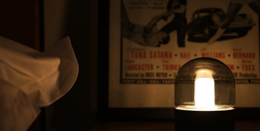 Очень атмосферная юсб лампа