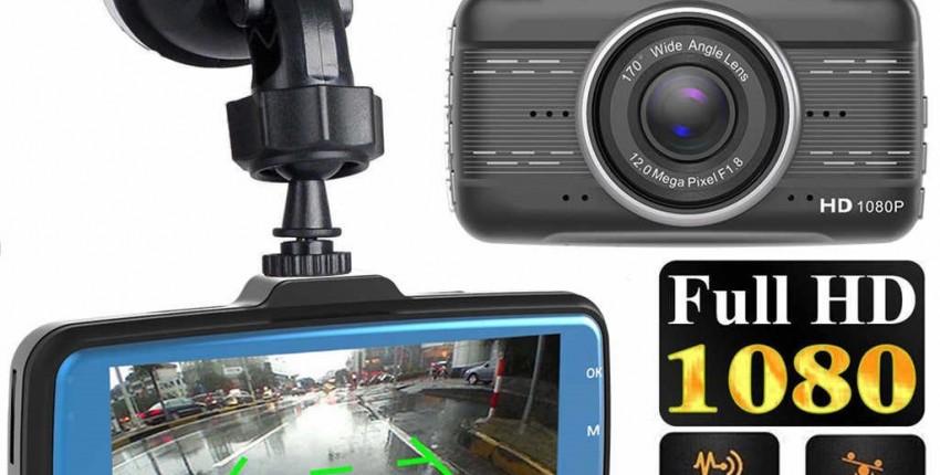 Видеорегистратор с двумя камерами Full HD 1080P - отзыв покупателя