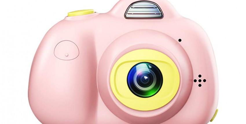 Детская цифровая камера - отзыв покупателя