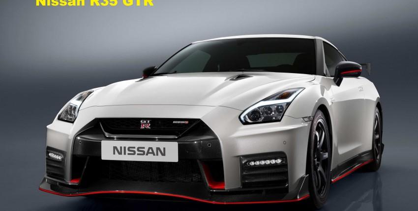 Авто-Стайлинг углеродное волокно Nissan R35 GTR