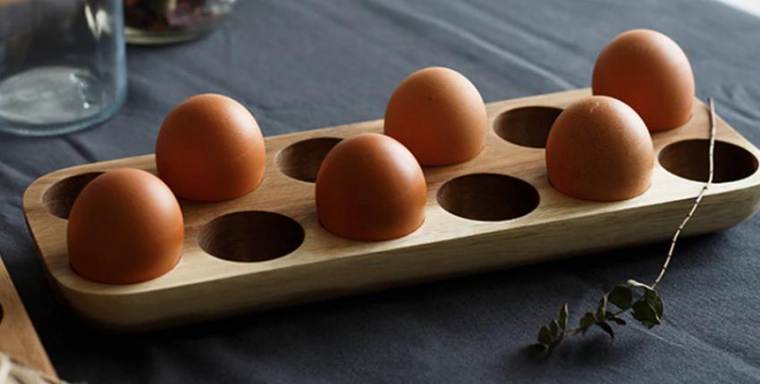 Самый красивый органайзер для яиц, который вы когда-либо видели