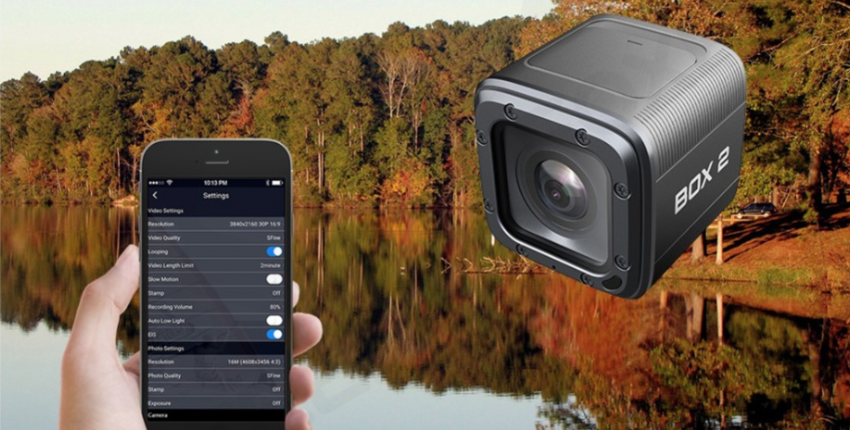 Крутая экшн-камера hd box 2 - отзыв покупателя