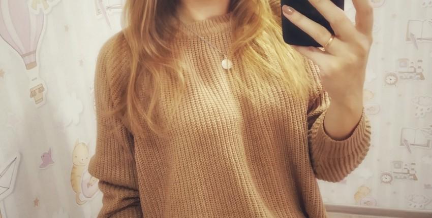 Вот он - идеальный осенний свитер! - отзыв покупателя