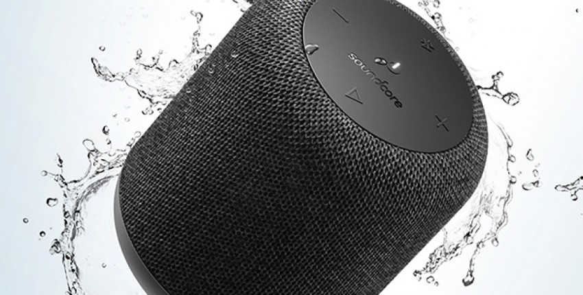 Классная влагостойкая колонка Anker Soundcore Motion Q - отзыв покупателя