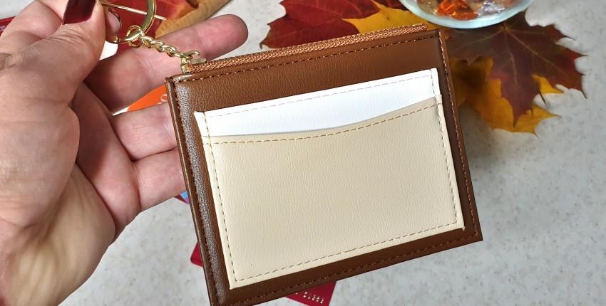 Компактная визитница для пластиковых, дисконтных и банковских карт - отзыв покупателя