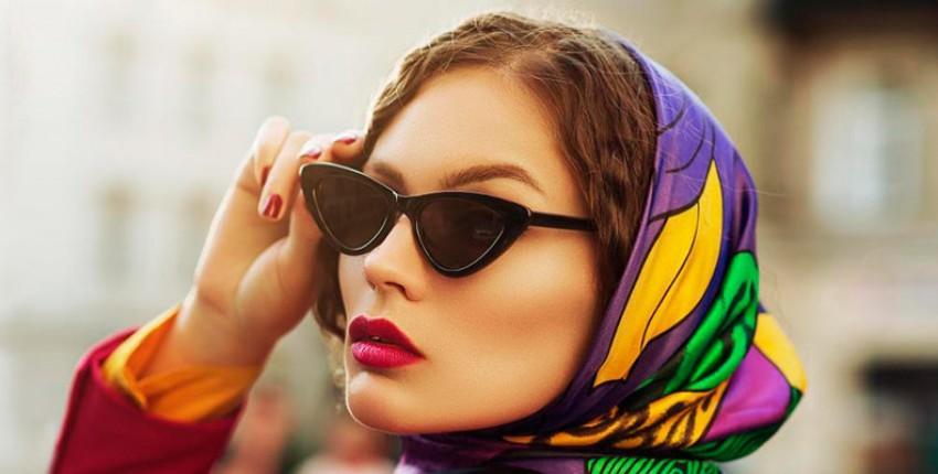 """Качественные очки """"Кошачий глаз"""" с Алиэкспресс за 250 рублей - отзыв покупателя"""