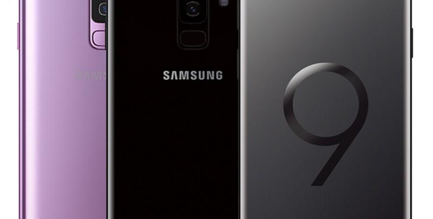 Samsung Galaxy s9 - отзыв покупателя