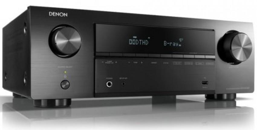 Бютжетный AV ресивер Denon AVR-X550BT для домашнего кинотеатра - отзыв покупателя