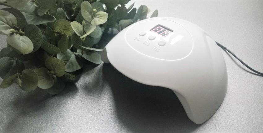 Отличная бюджетная UV/LED лампа для маникюра - отзыв покупателя