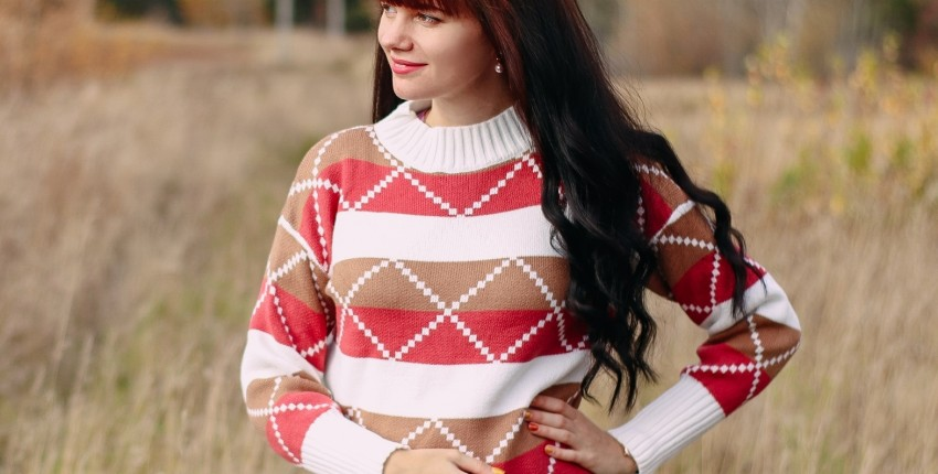 Красивый свитер Streamgirl - отзыв покупателя
