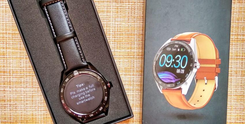 Функциональные смарт-часы К7 из магазина Time_Owner - отзыв покупателя