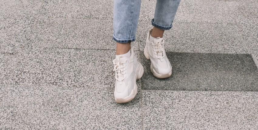 Популярные массивные кроссовки - отзыв покупателя