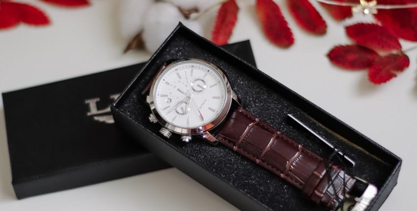 Солидные часы LIGE9866 - отзыв покупателя