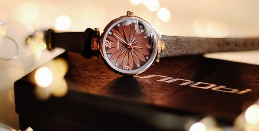 Очень красивые часы SINOBI 9788 - отзыв покупателя