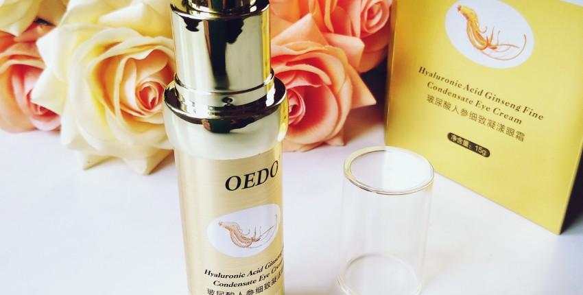 Крем вокруг глаз от OEDO - они здорово прибавили в качестве и дизайне, а крем шикарный! - отзыв покупателя