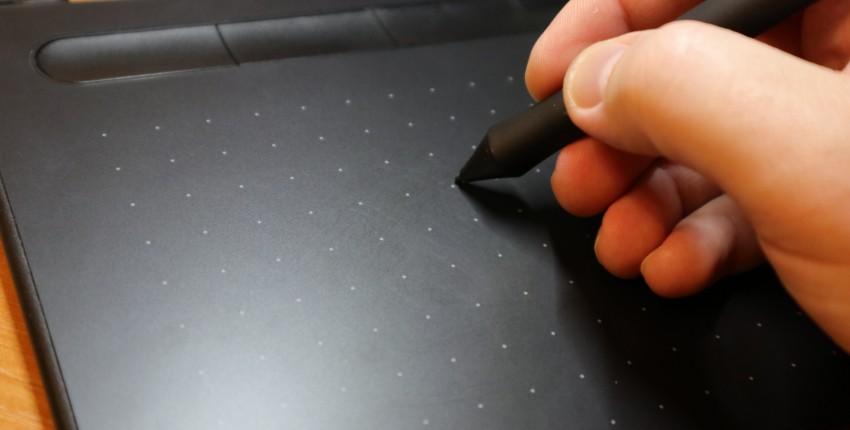 Качественный и недорогой графический планшет Intuos S от ведущей фирмы Wacom - отзыв покупателя