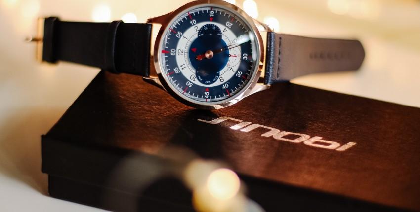 Мужские часы от SINOBI 9815 - отзыв покупателя