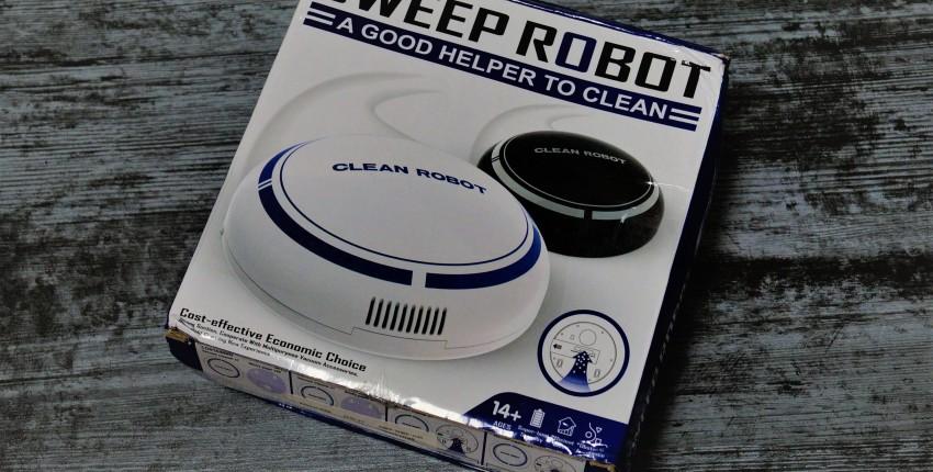 САМЫЙ ДЕШЕВЫЙ робот-пылесос