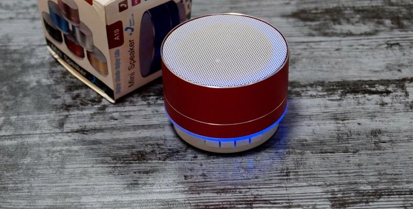 Беспроводной Bluetooth динамик - отзыв покупателя