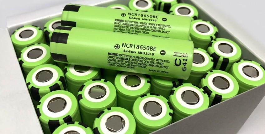 Литий-ионный аккумулятор Panasonic 18650 NCR18650BE 3200mah 3,7 V оригинал - отзыв покупателя