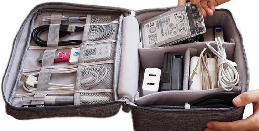 Удобный и очень компактный органайзер для путешествий - отзыв покупателя