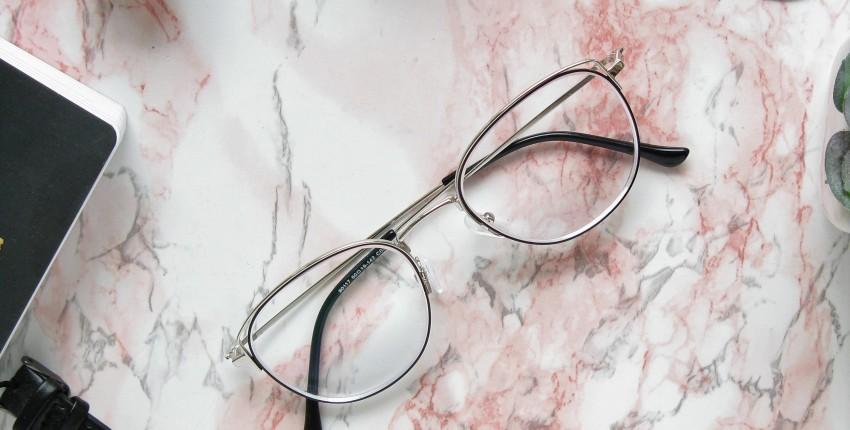 Очки с диоптриями с АлиЭкспресс в металлической оправе. Ответы на частые вопросы  в конце обзора.