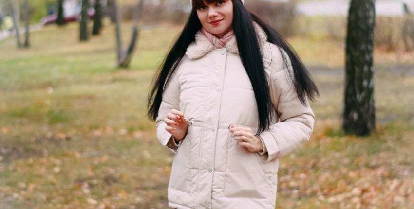 Осенняя курточка xiaoxiao - отзыв покупателя
