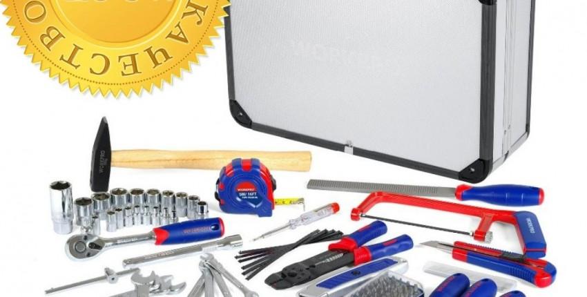 Набор инструментов WORKPRO 11.11 Распродажа на AliExpress, которую все ждали - отзыв покупателя