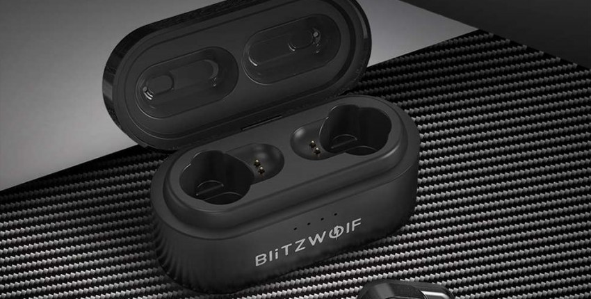 BlitzWolf НАУШНИКИ 11.11 Распродажа на AliExpress, которую все ждали