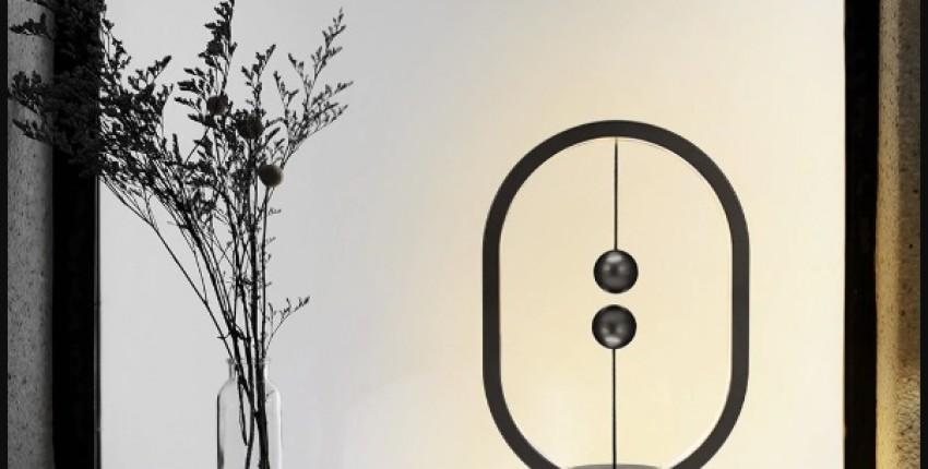 Оригинальный ночной светодиодный  светильник. Heng Balance Lamp - отзыв покупателя
