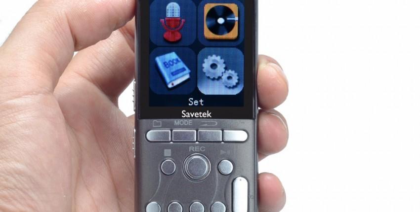 Профессиональный цифровой Аудио Диктофон 11.11 Распродажа на AliExpress, которую все ждали