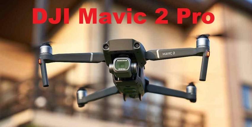 Квадрокоптер DJI Mavic 2 Pro 11.11 Распродажа на AliExpress, которую все ждали - отзыв покупателя