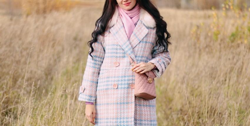 Любимое шерстяное пальто MISHOW - отзыв покупателя