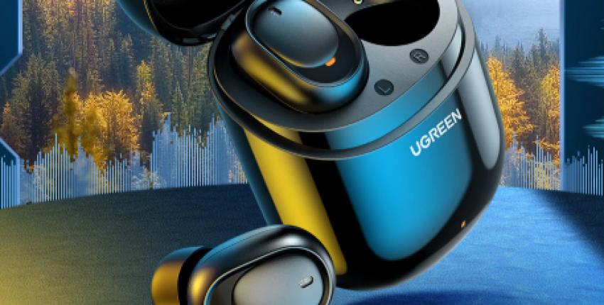 Ugreen Bluetooth 5,0 наушники TWS [Фирменная премьера] 11.11 Распродажа на AliExpress - отзыв покупателя