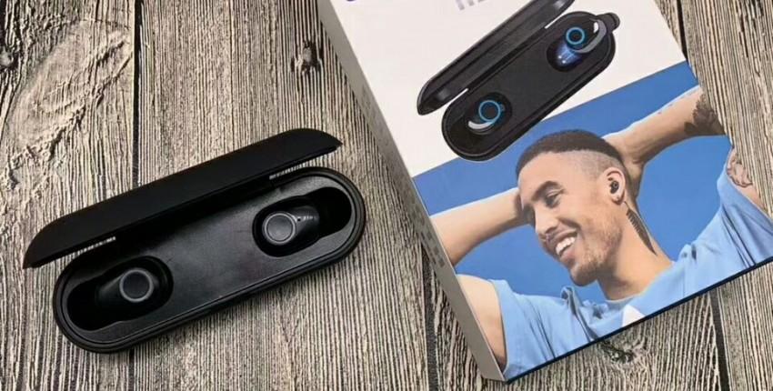 Q10 наушники TWS Bluetooth 5,0 Распродажа на AliExpress, которую все ждали 11.11 - отзыв покупателя